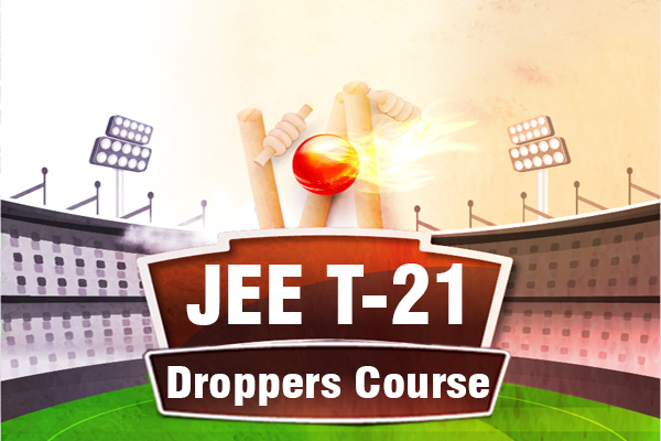 JEE T-21 - For Droppers cover